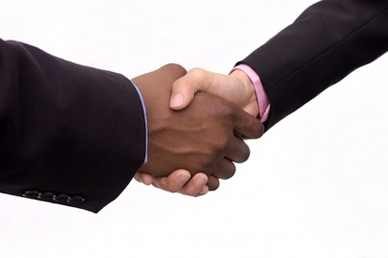 Partnership is more than a handshake